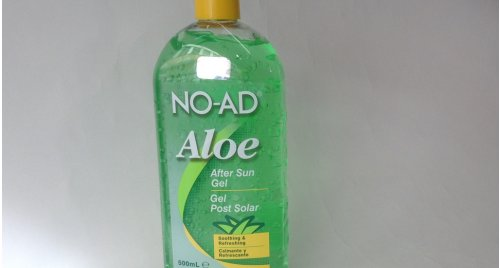 No-ad gel Aloe