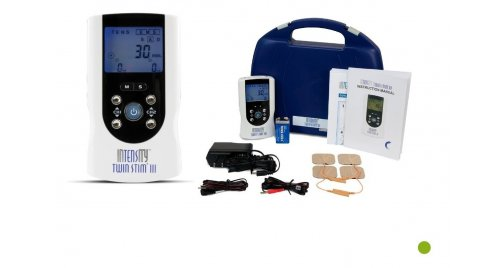 InTENSity twin stim III (TENS y EMS)