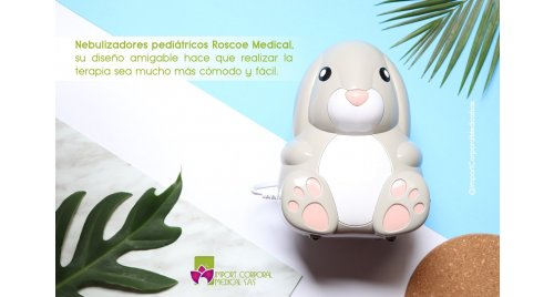 Nebulizador pediatrico Bunny Roscoe Medical